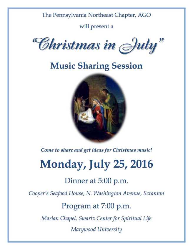 Christmas in July Session